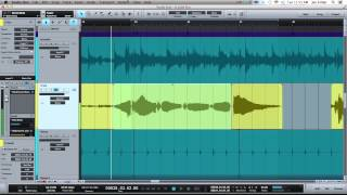 Joe Gilder's Studio One Tutorial Series Episode 40: 'Tape Style' Track Monitoring