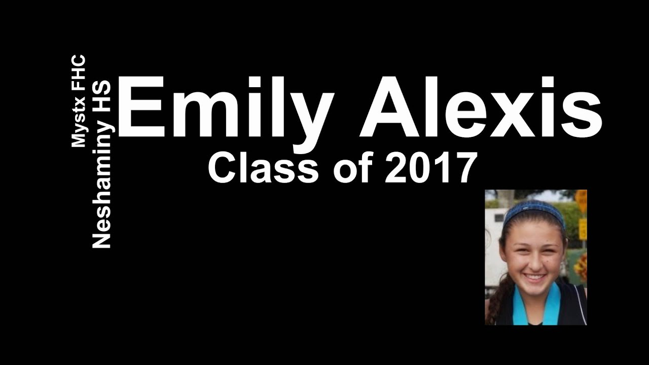 Emily Alexis - Field Hockey - 2017 - YouTube