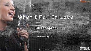 When I Fall In Love - Bolbbalgan4 (Instrumental & Lyrics)