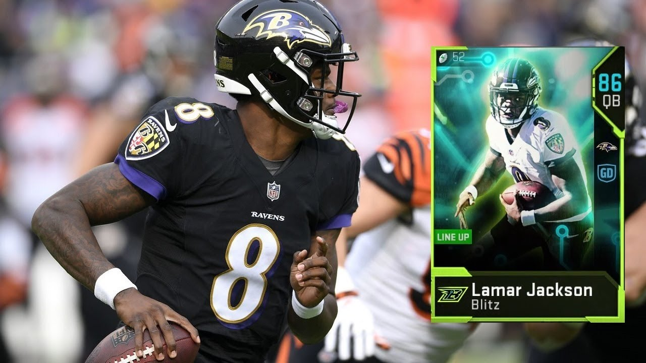 IS LAMAR JACKSON THE BEST QB IN MUT 19 RIGHT NOW? A REVIEW