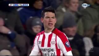 Asi fue el REGRESO de CHUCKY Lozano | PSV vs Venlo | HD 720p | Eredivisie | 17/03/18