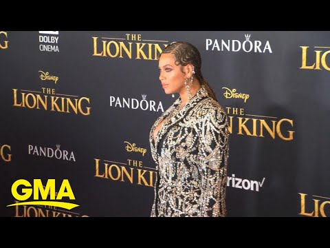 Beyonce releases new song 'Spirit' after star-studded 'The Lion King' premiere l GMA