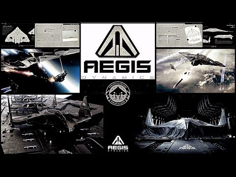 Star Citizen Ships AEGIS The Eclipse S1 Ep5
