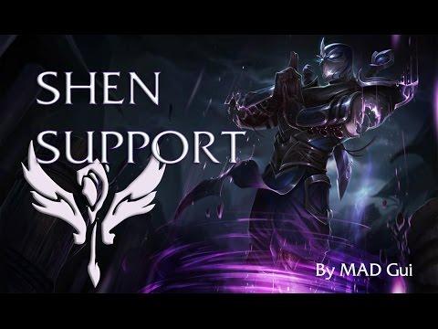 Shen Support - Blind Pick