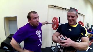 Пауэрлифтинг Поход На Эльбрус со Штангой Андрей Родичев