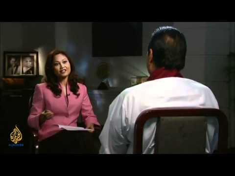 Post War New Sri Lanka -An Interview With President Mahinda Rajapaksa - Aljzazeera May 27, 2010