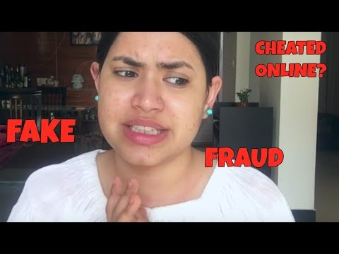 I WAS CHEATED ONLINE | BEWARE OF FAKE WEBSITE FRAUD INSTAGRAM STORES | SAVE YOUR MONEY