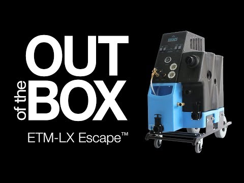 Out Of The Box: ETM-LX Escape™ Electric Truckmount