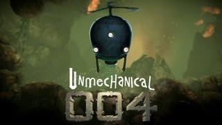 Let's Play Unmechanical #004 [Deutsch] - Von der Flugqualle zum U-Boot