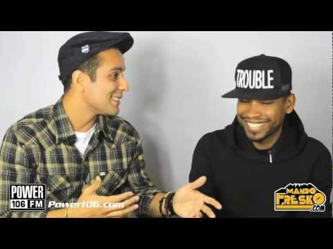 Miguel on Singing in Spanish and Kaleidoscope Dream