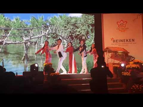 Thím 2 Lúa - Cẩm Ly (Live 2018)