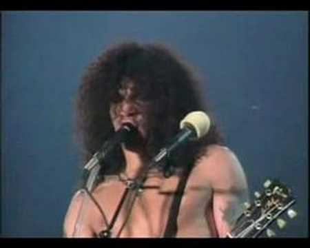Slash's Talkbox Improvisation