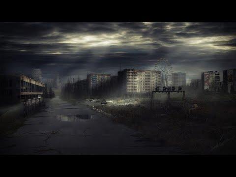 Arctica & DeepDark - Echoes of the Dead City (Full Album) [Ambient, Dark Ambient] 2016