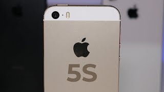 iPhone 5S - Forward Thinking