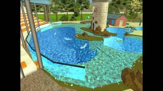 Sea World Adventure Parks Tycoon Episode 1