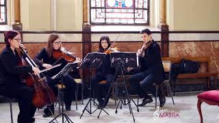 New York New York string quartet Cuarteto de Cuerda Musical Mastia Bodas wedding