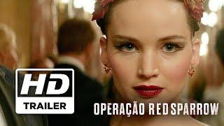 Operação Red Sparrow | Filme Completo Oficial 2 | Legendado HD 2018