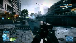 TekRepublic TH Pro 7.1 Surround USB Headset - BF3 Gameplay Testing