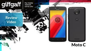 Motorola Moto C | Phone Review | giffgaf