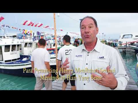 WIFT 2017 : Tim Simpson from International Game Fish Association and The Billfish Foundation