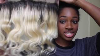 AliExpress Hair Review (Mermaid Queen Hair)