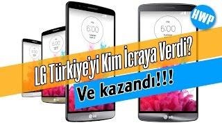 Teknoloji Bahane: Lg Türkiye'yi Kim İcraya Verdi?