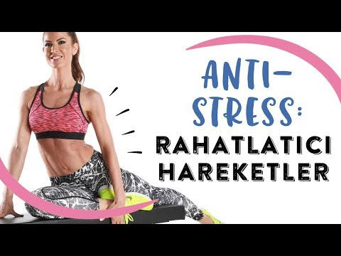 Vücut Rahatlatma Egzersizleri