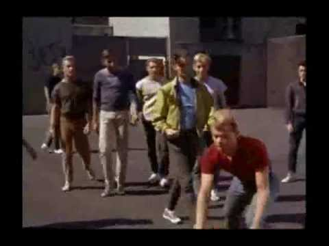 West Side Story - Opening Scenes [the original]