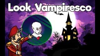 Habbo - Look Vampiresco ‹ Vivido ›