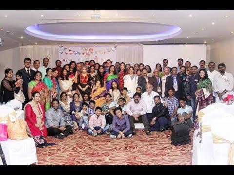 Video Part 1/2-2nd UAE Telugu Doctor's Family Meet-2017