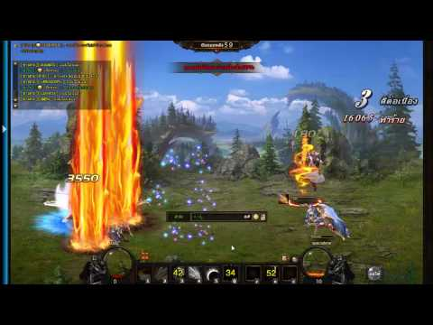 Divosaga thailand (Wartune) server2 Censer vs Insidious (guildwar) 29/4/2556
