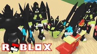 EPIC ZYGARDE DANCE PARTY + SHINY ARCEUS!! | Pokémon Fighters EX | ROBLOX