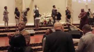 "Cathedral of The Holy Spirit ""War Cry"" Praise Break"