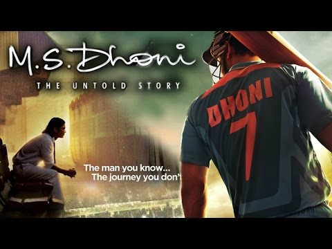 M.S. Dhoni The Untold Story Movie 2016...