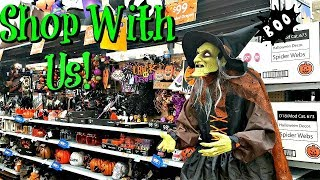 Shop With Me At Walmart HALLOWEEN  PROPS AND DECORATIONS  2017