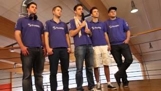 Интервью SK-Gaming по LoL на Dreamhack Summer 2013 с Kingston HyperX