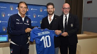 Deliveroo diventa sponsor della FIGC