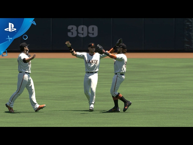 MLB The Show 17 Video 2