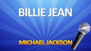 Michael Jackson - Billie Jean KARAOKE