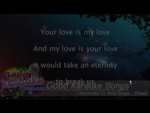 My Love Is Your Love -  Whitney Houston (Lyrics Karaoke) [ goodkaraokesongs.com ]