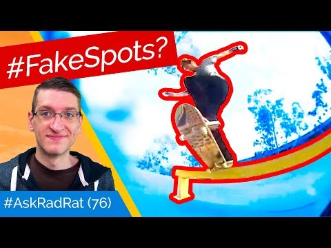 Berra's Fake Spots? #AskRadRat 76