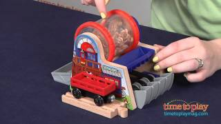Thomas & Friends Wooden Railway Wood Chipper from Fisher-Price