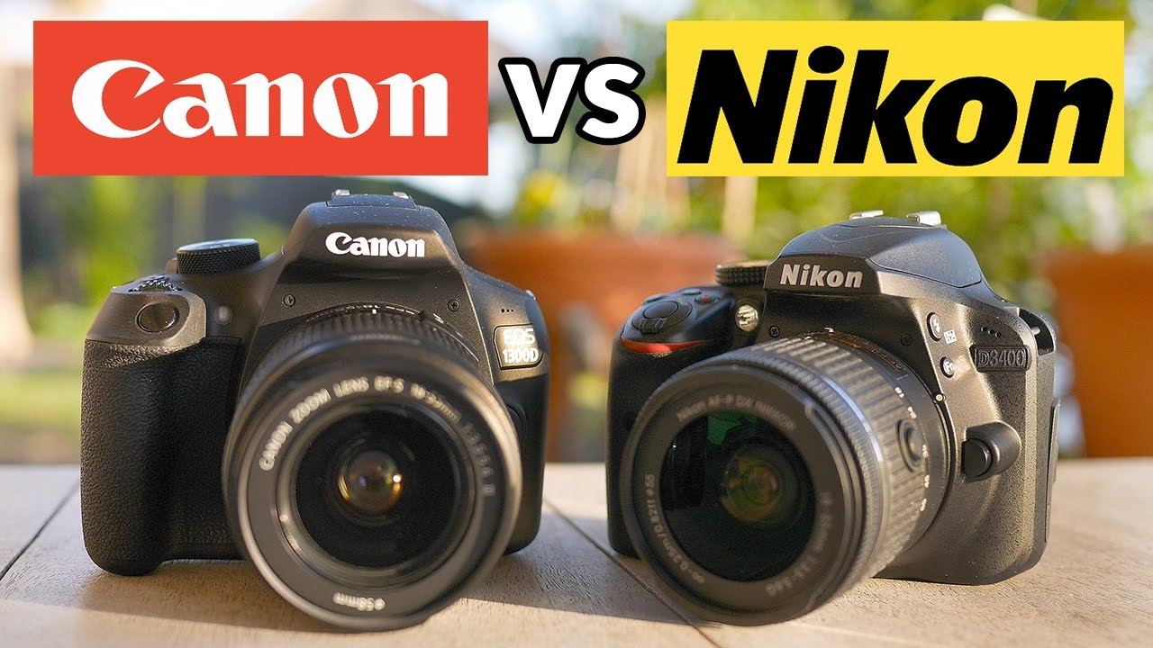 canon vs nikon whats all the hype With a helpful feature guide, rugged, lightweight construction and proven canon design, the eos rebel t5 makes eos slr photography faster and easier than ever.