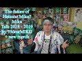 The future of Hatsune Miku? Miku Talk 2018 - 2019 + new merch