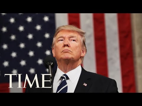 President Trump Delivers Commencement Address At The U.S. Coast Guard Academy | TIME