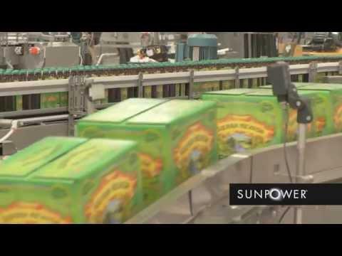 Sierra Nevada and SunPower