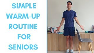 Hey guys, this week i have decided to create a simple warm-up routine you can follow before undertaking any exercise video or performing an o...
