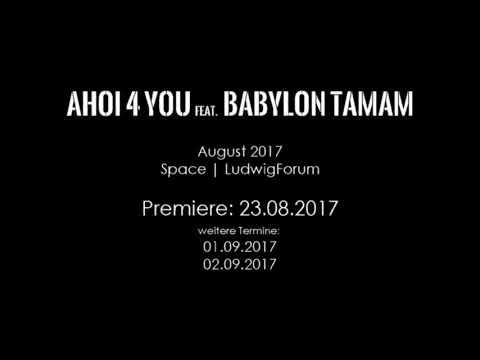 AHOI 4 YOU feat. BABYLON TAMAM