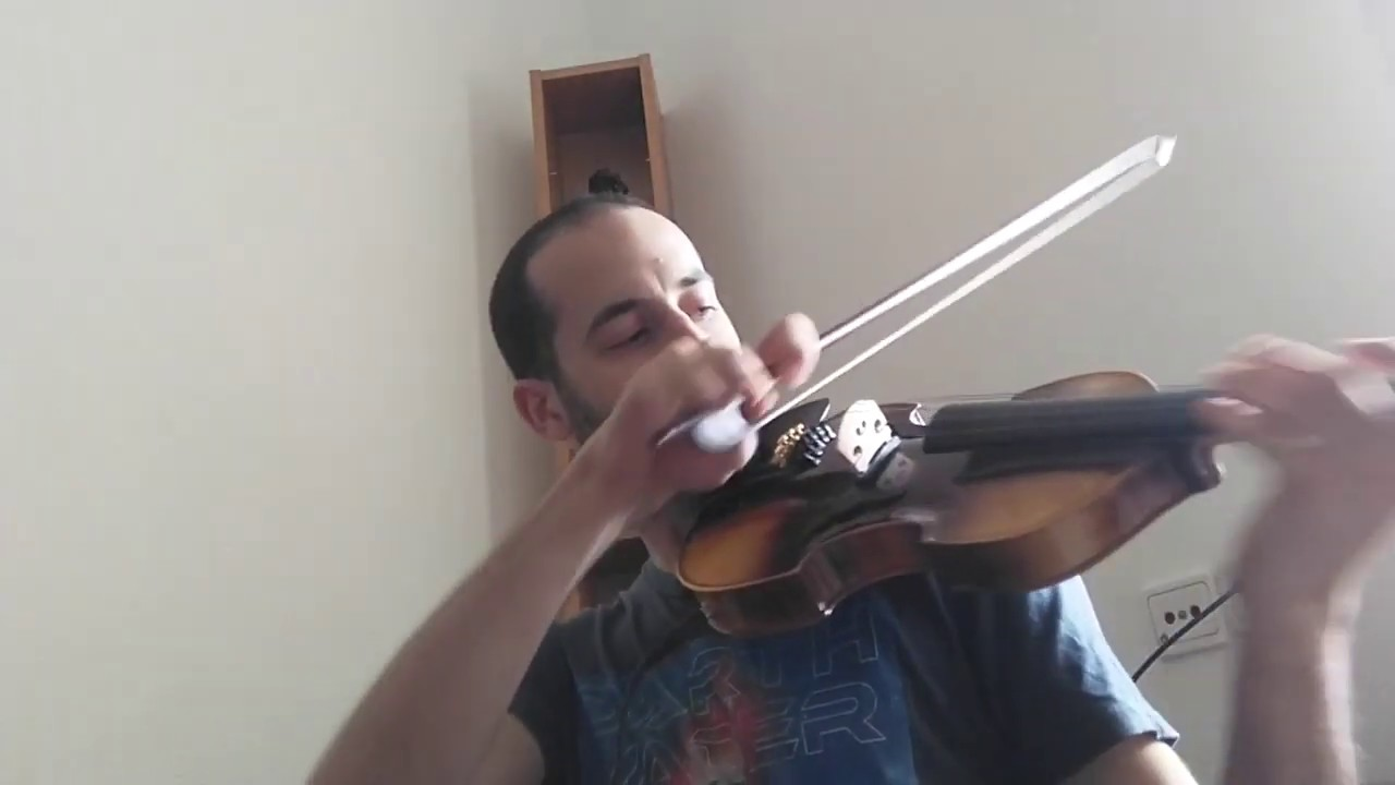 Ebay Song 5 String Electro Acoustic Violin Review Youtube
