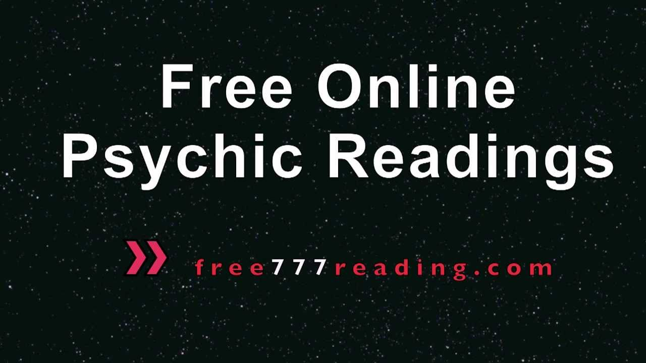 Free Online Psychic Readings  free777readingcom  YouTube